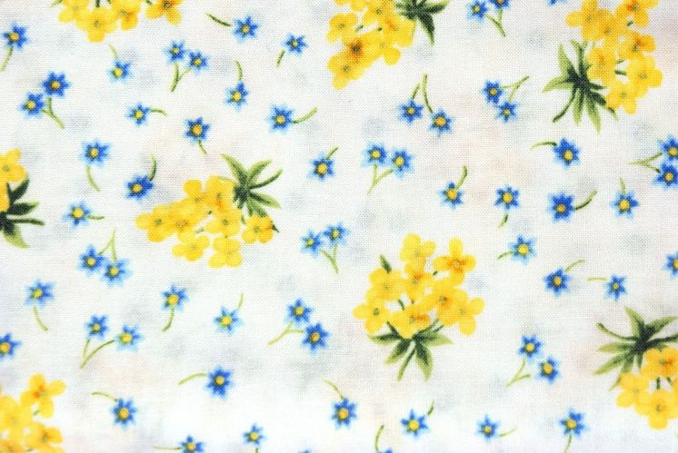 childs-garden-of-verses-fabric-green-yellow-scatter-bouquet-1322-03