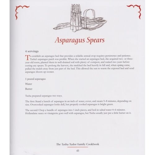tasha_tudor_family_cookbook_asparagus_recipe