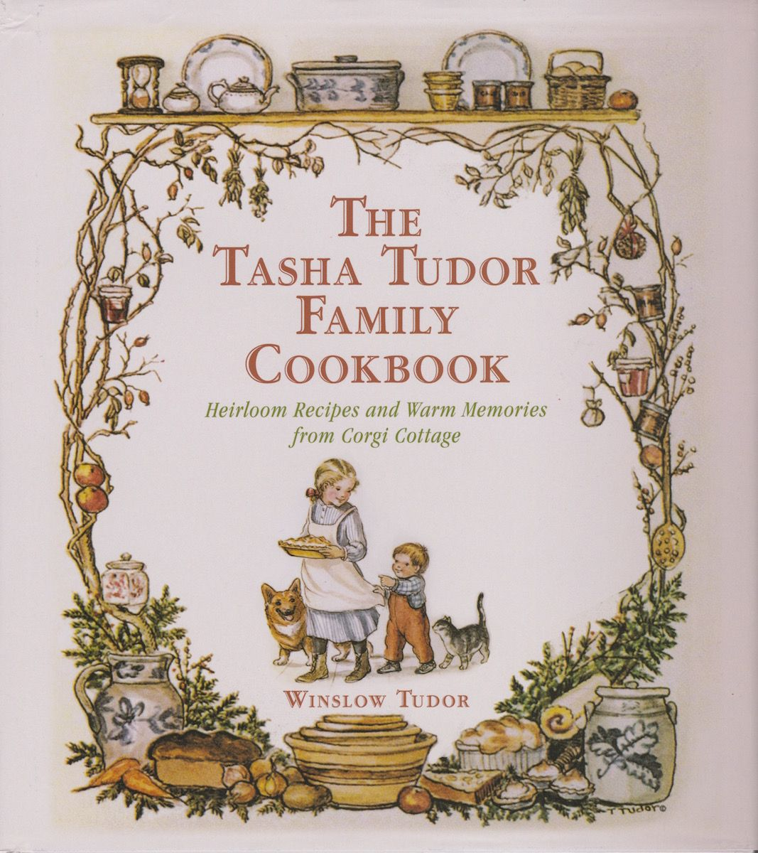 Family Cookbook Cover ~ Timeline tasha tudor and family results from #56