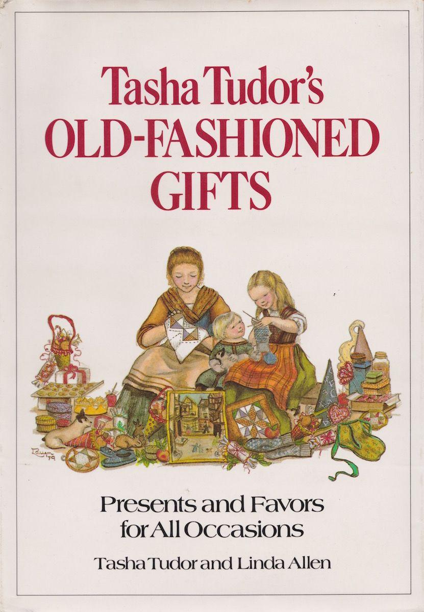 Old Fashioned Book Cover ~ Timeline tasha tudor and family